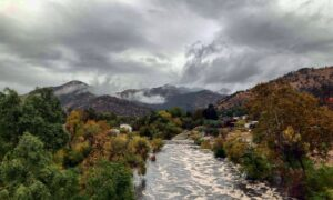 'Atmospheric River' Drenches Drought-Stricken California