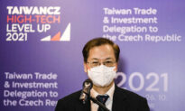 Taiwanese Delegation in Prague to Boost Ties; China Protests