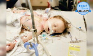 Baby Born With a Rare Birth Defect and Heart Condition Lives Happy Life Despite 26 Surgeries