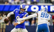 Rams Survive Early Onslaught by the Lions