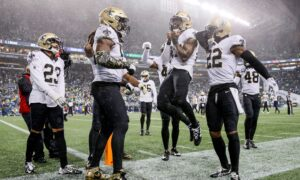 Saints Capitalize on Seahawks' Mistakes for 13–10 Win