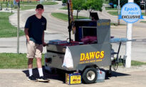 Teen Starts Hot Dog Business to Raise Money for Dental School: 'Lit That Flame of Entrepreneurship'