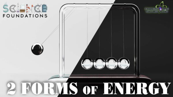 Science Foundations (Episode 2): Two Forms of Energy