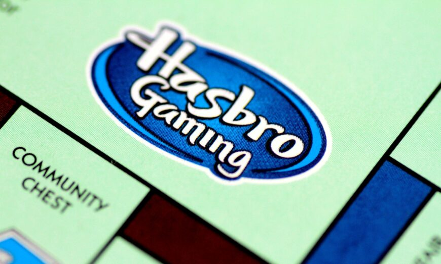 TV Production Business Boosts Hasbro as Toy Shipments Take a Hit