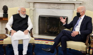 US Senators Urge Biden to Avoid India Sanctions Over Russian Deal