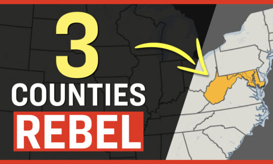 EpochTV: 3 Counties Start Process to Secede From Maryland; 7 Counties in Oregon Vote to Secede