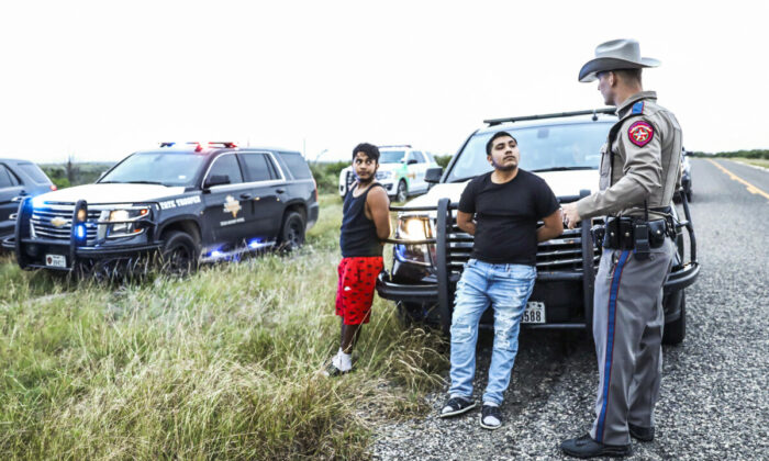 Texas Border Region Pushes State to Do More Against Illegal Immigration