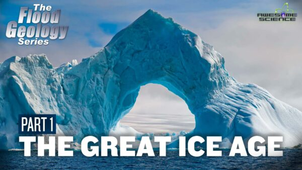 Flood Geology Series (Episode 2): The Great Ice Age Part1