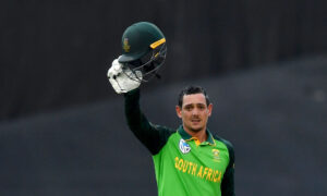South African Star Cricketer Quits World Cup After Refusing to 'Take the Knee' for BLM