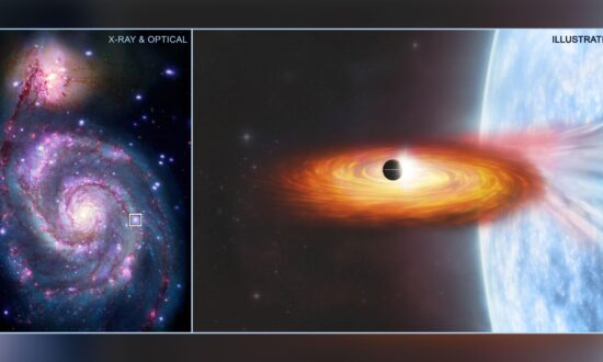 Astronomers Detect First Possible Planet Outside of Our Galaxy