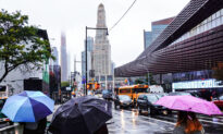 Storm Drenches Northeast, the First of Two Expected Before Halloween