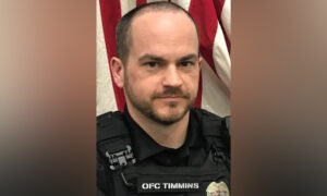 Illinois Police Officer Is Shot and Killed Near St. Louis