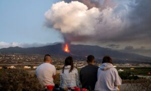 Official: La Palma 'Most Severe Volcano in 100 Years'