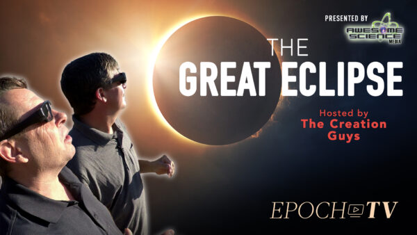 The Great Eclipse (The Creation Guys Series)