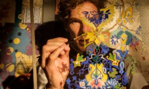 Film Review: 'The Electrical Life of Louis Wain': Cumberbatch Stars as the Eccentric Illustrator