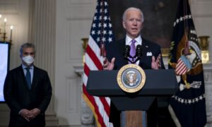 Biden COVID-19 Adviser: Vaccine Mandate on Private Businesses Will Be Ready 'Soon'