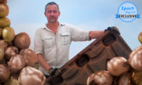 Dutchman Uses Worthless Coconut Husks to Make Profitable Pallets to 'Save Millions of Trees' per Year