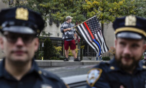 Judge Refuses to Halt Vaccine Mandate for NYPD Employees, Other City Workers