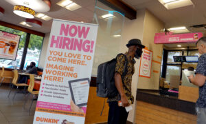 Weekly Jobless Claims Fall to New Pandemic-Era Low