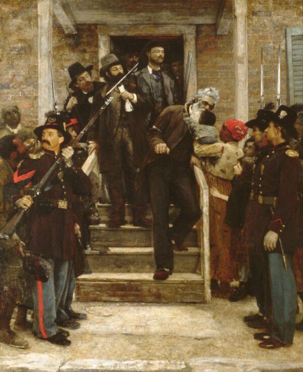 John Brown to be hanged-ap97.5