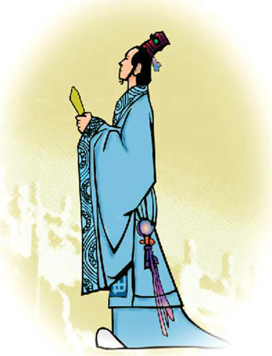 Lord Xinling. (Epoch Times)