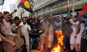 Former Pakistani President Zardari Arrested on Corruption Charges