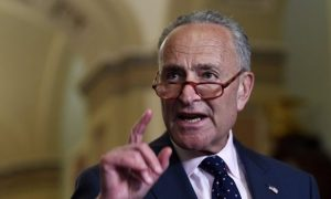 If Schumer Asks, Trump Should Reject His Request to Redirect 'Wall Money'