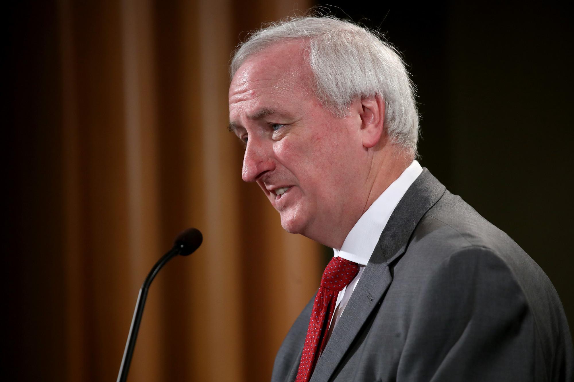 Deputy Attorney General Jeffrey Rosen