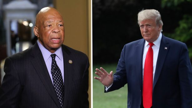 After Trump Trashed Baltimore, Elijah Cummings Decided To Ditch HUD Facility Tour