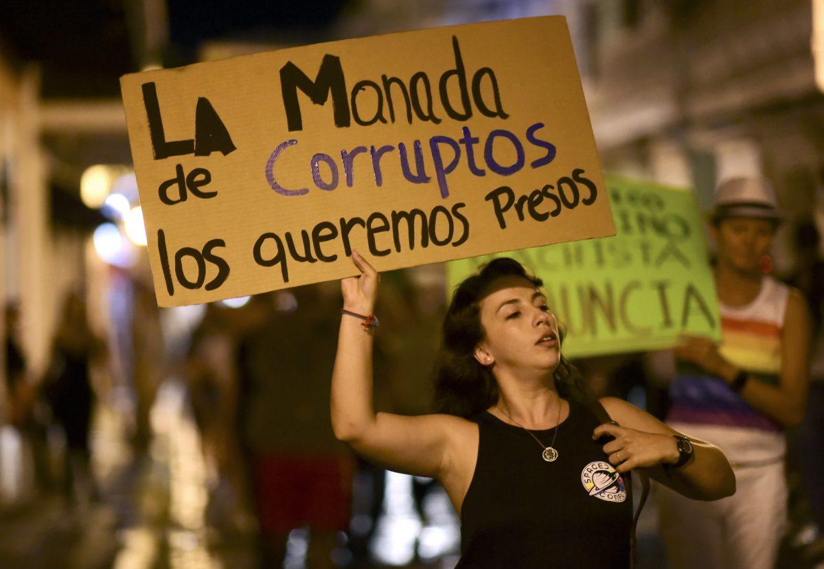 Puerto Rico Protests 4