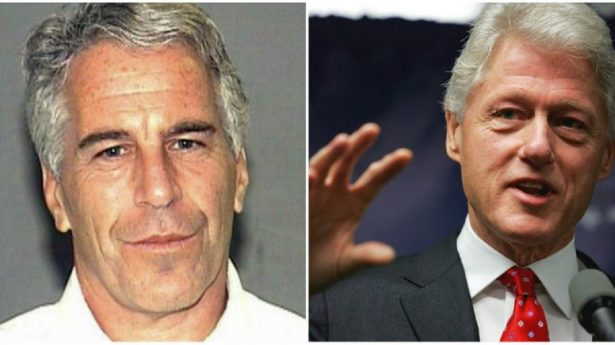 epstein and clinton