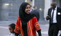 Ilhan Omar Accused of Having Affair With Married Man and Funneling Campaign Funds to Him