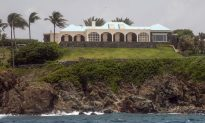 Epstein's Partner Reportedly Said His Island Was Wired For Video as FBI Seizes Computers