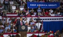 Trump Distances Himself From Crowd's Spontaneous 'Send Her Back' Chant During Rally