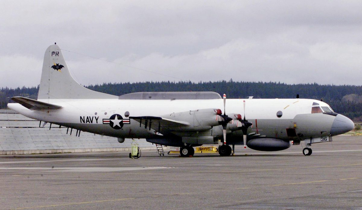 EP-3 us air force