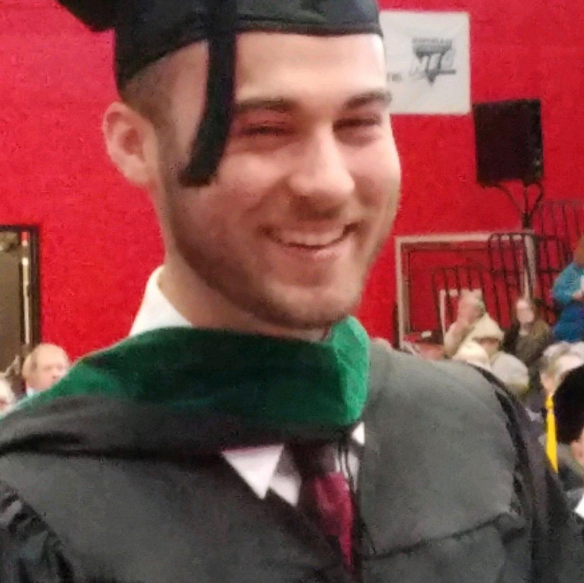 Nicholas Cumer Ohio shooting victim