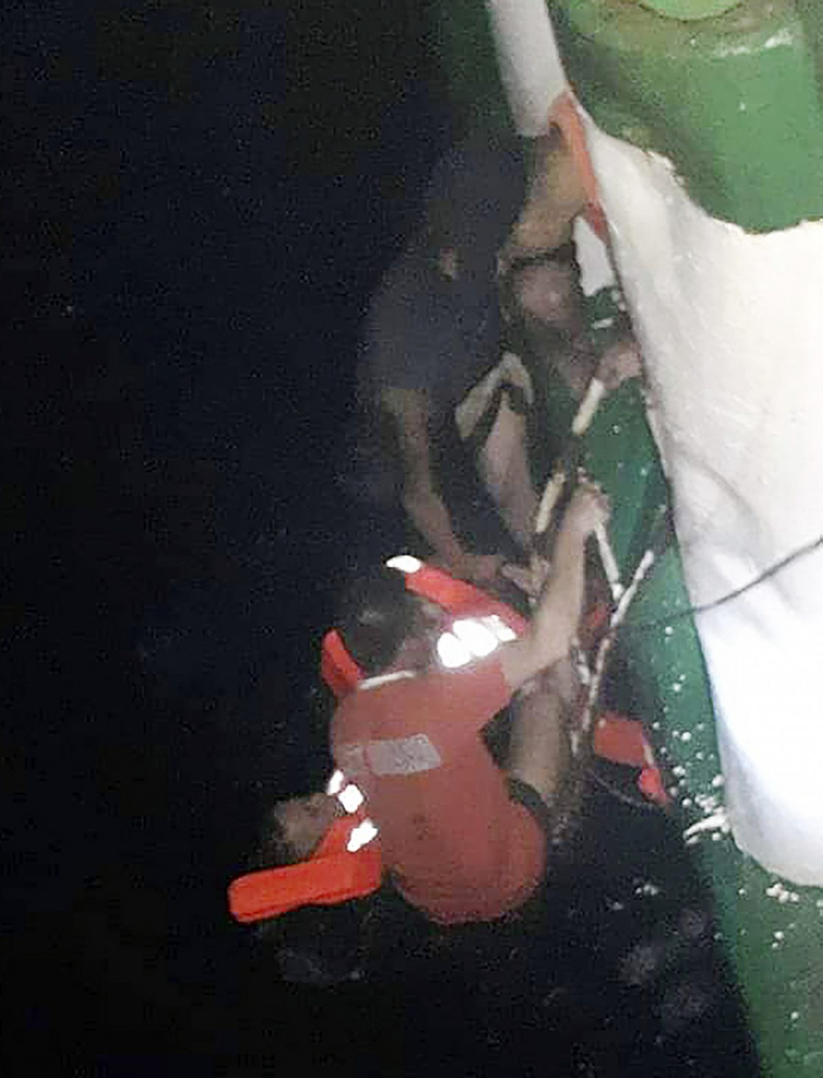Phillipines ferry fire 5