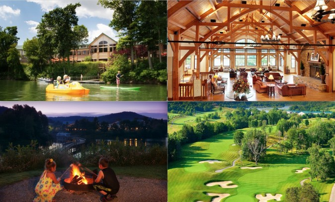 A collection of images from the Stonewall Resort in Roanoke, W. Va. (Stonewall Resort)