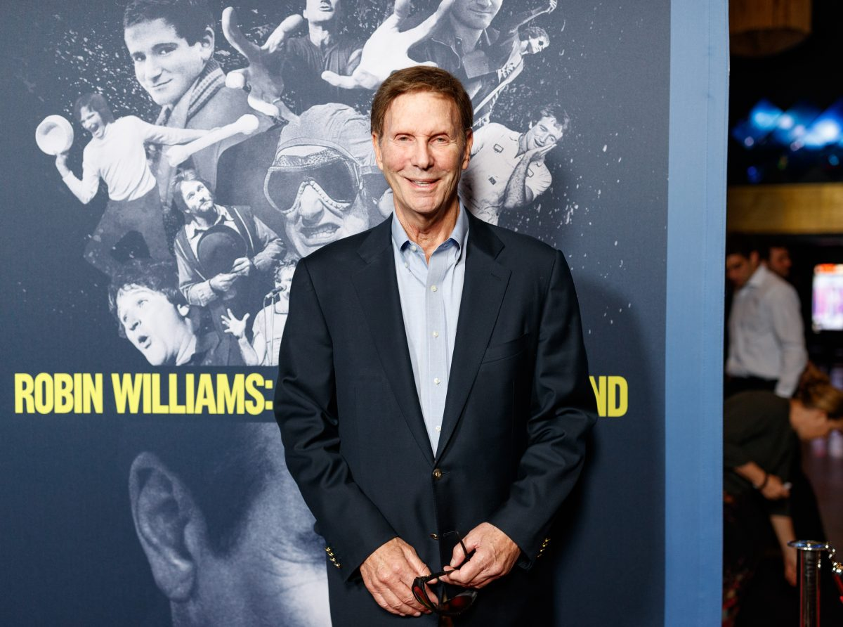 """Premiere Of HBO's """"Robin Williams: Come Inside My Mind"""" - Arrivals"""