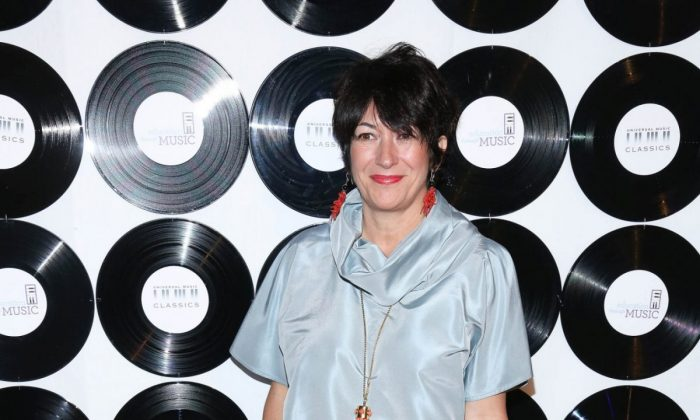 ghislaine maxwell - photo #18