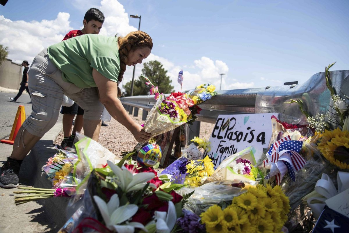 Texas Mall Shooting