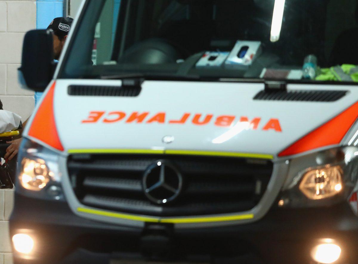 sydney ambulance