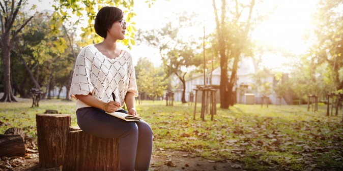 Quiet time to contemplate what is meaningful is truly a gift. (Rawpixel.com/Shutterstock)